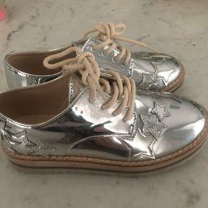 Zara Girls derby shoe